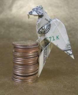 Меркантильна естафета і знущання над доларом