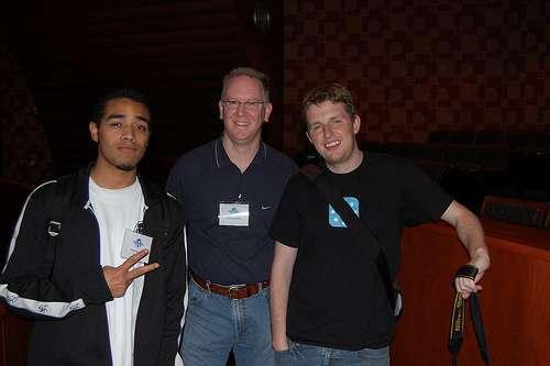 Міжнародне інтервю з Джоном Позаджидесом ака John P., автором блогу onemansblog.com